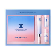 [JAYJUN] Intensive Shining Set (1 Step mask, Eye cream, Toner & Emulsion)