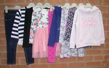 GAP BLUEZOO GEORGE H&M etc Girls Bundle Dress Tops Leggings Age 4-5 110cm