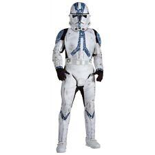 Clone Trooper Costume Kids Star Wars Stormtrooper Halloween Fancy Dress