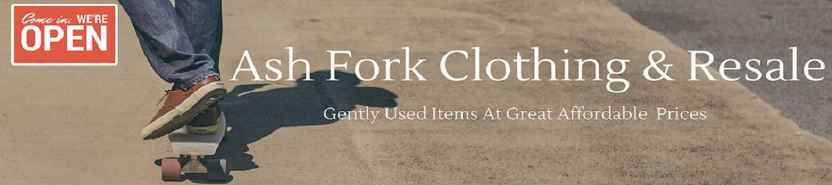 Ash Fork Clothing and Resale