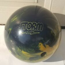 Storm IQ Tour Fusion Bowling Ball Used Drilled !Q