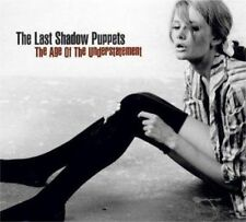 Age of The Understatement 0801390018121 by Last Shadow Puppets CD