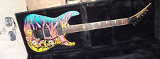 KRAMER BARETTA II EYEBALL GRAPHIC AMERICAN Electric Guitar Floyd Rose & EMG'