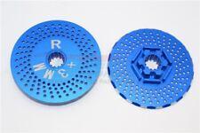 GPM Racing Traxxas X-Maxx Blue Alum. Rear Wheel Hex Brake Disk TXM006R-DISK-B