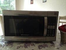 Emerson MW1337SB 1000 Watts Microwave Oven with LED display