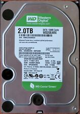 "Western Digital Caviar Green 2 TB, interno, 7200 RPM, 8.89 cm (3.5"") (20EARX) WD"