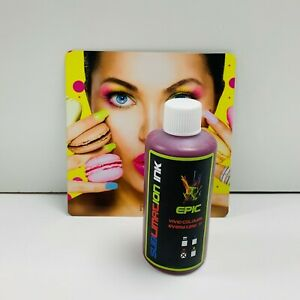Epic Red Sublimation Ink - 1 Colour for use with Epson Printer 100ml Magenta Sub