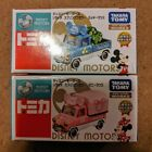 Tomica Disney Motors Set Of Mickey Mouse Minnie from japan