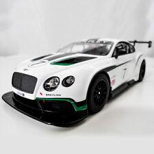 UFFICIALE Bentley Continental GT RS Super Sport R/C RC Auto da Corsa Giocattolo