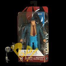 "BATMAN Animated Series HARVEY BULLOCK 6"" Action Figure DC Collectibles NEW!"
