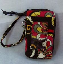 VERA BRADLEY ALL IN ONE WRISTLET PUCCINI RETIRED EXCELLENT CONDITION