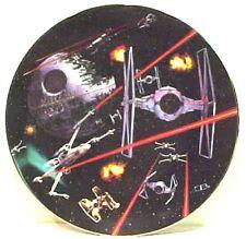 Star Wars Space Battle China Plate, 1986, Hamilton