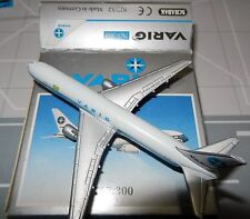 Schabak 1:600 Scale Diecast 927-12 Varig Brasil Boeing 767-300 New in Box