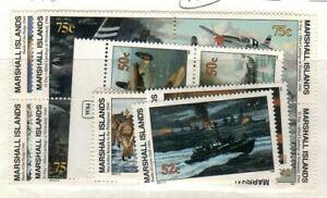 Marshall Islands Scott 484//503 (missing 492-4) Mint NH [TG1095]