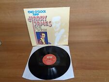 HARRY JAMES & HIS ORCHESTRA : TWO O'CLOCK JUMP : Vinyl Album : Stereo LP F 20107