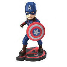 CAPTAIN AMERICA AGE OF ULTRON MARVEL AVENGERS BOBBLE HEAD NUOVO DA NEGOZIO!!
