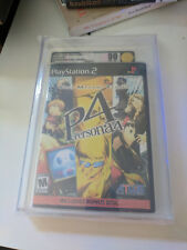 Persona 4 New Sealed! PS2 VGA 90