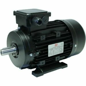 3.0KW 4 HP Three (3) Phase Electric Motor 1400 RPM 4 Pole 3KW/4HP 400V 3000W NEW