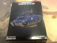 Primaris Repulsor 40K Warhammer Space Marines NIB Sealed