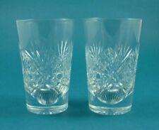 Vintage Original Tumbler Crystal & Cut Glass Objects
