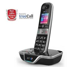 BT 8600 BT8600 Cordless Phone with Answer Machine Premium Nuisance Call Blocker