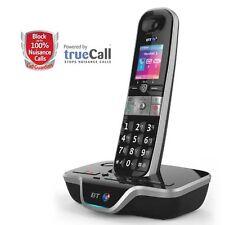 BT 8600 BT8600 Téléphone sans fil avec repondeur Premium Nuisance Call Blocker