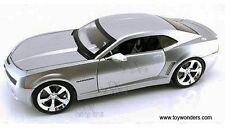 1:18 NIB Jada DUB CITY 40th Anniversary Chevy Camaro Concept  (Silver)