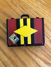 DC Universe Classics SDCC PLASTIC MAN Action Figure Suitcase Only Mattel