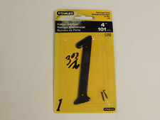 """Stanley 57-9943 (4"""")  House Number"""