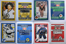 2015 SCA COMPLETE SET of 352 goalies never issued produced in NHL #d/10 RAREST