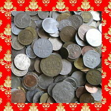 One Quarter Pound Bulk Unsearched WORLD COINS FOREIGN COIN LOT  1/4 LB
