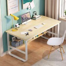 Mesa DE ORDENADOR ARCE blanco Piezas Laptop Hogar Oficina Mesa nos Muebles de estudio archivar