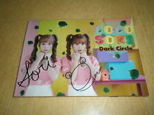 KOREA CD/COCO SORI - DARK CIRCLE /SIGNED!!
