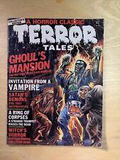 Terror Tales #2 (1977) Eerie Publications