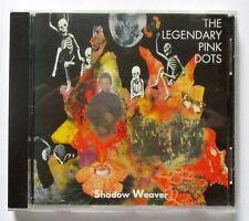 The Legendary Pink Dots - Shadow Weaver Parts 1 & 2 - 1992 Belgium 2xCD - MINT!!