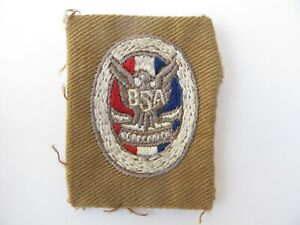 Vintage late 1920's/early 1930's Boy Scout patch - Eagle Scout