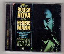 (IN838) Do The Bossa Nova with Herbie Mann, Brazilian Sessions - 2013 CD