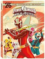 Power Rangers Ninja Steel: Complete Season [New DVD] 3 Pack, Ac-3/Dolby Digita