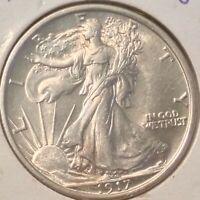 1917 P Walking Liberty Half Dollar HIGH GRADE