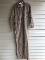 Workrite Flame Resistant 9.5 oz UltraSoft Work Coverall 44R