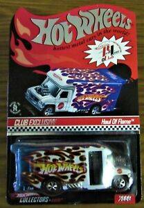 Hot Wheels RLC 2019 Exclusive Haul of Flame