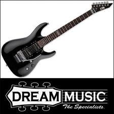 ESP LTD LMH-50BLK Electric Guitar MH-50 Floyd Rose Gloss Black Finish RRP$649