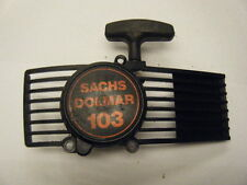 USED SACHS DOLMAR 103, 105, 108 STARTER COVER COMPLETE