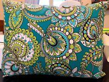 NEW Travel Pillows HandMade w Vera Bradley Fabric *Choose Your Favorite Pattern*