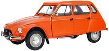 1 18 Solido CITROEN Dyane 6 1967 Orange