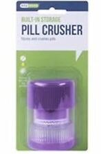 Ezy Dose Tablet Crusher w/Pill Container 025715710914YN