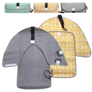 New Portable Diaper Pad Travel Table Station Waterproof Baby Changing Mat Sheet