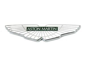 Genuine New ASTON MARTIN WINGS BONNET or BOOT BADGE Emblem Logo 4G43-407A74-BB