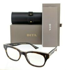 Brand New Authentic Dita Eyeglasses RHYTHM DRX3039 B Tortoise Gold Frame 50mm