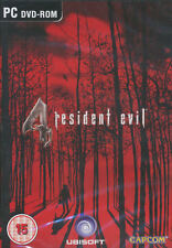 RESIDENT EVIL 4 IV Horror Action Shooter PC Game NEW!